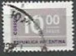 Sellos de America - Argentina -  INTERCAMBIO SCOTT N°1118   (cotiz.0.20 USD)