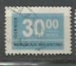 Sellos de America - Argentina -  INTERCAMBIO SCOTT N°1120   (cotiz.0.20 USD)