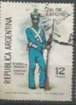 Stamps : America : Argentina :  INTERCAMBIO SCOTT N°1133 (cotiz.0.20 USD)