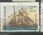 Stamps : America : Argentina :  INTERCAMBIO SCOTT N°1134 (cotiz.0.20 USD)