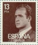 Stamps Spain -  SERIE BÁSICA JUAN CARLOS I