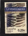 Sellos de Europa - España -  La Vanguardia-periódico (30)