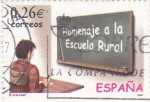 Stamps : Europe : Spain :  Homenaje a la escuela rural (30)