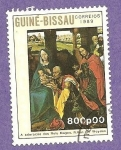 Sellos del Mundo : Africa : Guinea_Bissau : RESERVADO