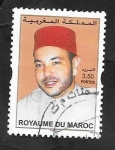 Sellos de Africa - Marruecos -  Rey Mohammed VI