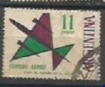 Sellos de America - Argentina -  INTERCAMBIO SCOTT N°C89 (cotiz.0.25 USD)