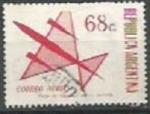 Sellos de America - Argentina -  INTERCAMBIO SCOTT N°136 (cotiz.0.20 USD)