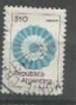 Sellos de America - Argentina -  INTERCAMBIO SCOTT N°1210 (cotiz.0.20 USD)