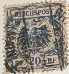 Stamps : Europe : Germany :  Reich