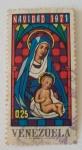 Stamps Venezuela -  Navidad 1971