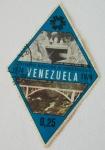 Stamps : America : Venezuela :  obras publicas