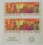 Stamps : America : Venezuela :  2do centenario de la insurreccion de jose Leonardo Chirino