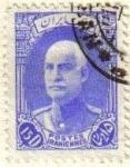 Sellos de Asia - Irán -  IRAN 1935 Scott 843 Sello Usado Shah Reza Pahlavi Stamp