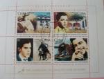 Stamps Cuba -  80 ANIVERSARIO DEL NATALICIO DE ERNESTO CHE GUEVARA