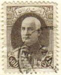 Sellos de Asia - Irán -  IRAN 1935 Scott 846 Sello Usado Shah Reza Pahlavi Stamp