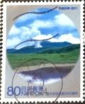 Sellos de Asia - Japón -  Scott#3331a Intercambio 0,90 usd 80 y. 2011