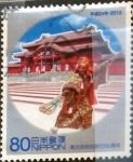 Sellos de Asia - Japón -  Scott#3414a Intercambio 0,90 usd 80 y. 2012