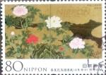 Sellos de Asia - Japón -  Scott#3417 Intercambio 0,90 usd 80 y. 2012