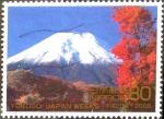 Stamps Japan -  Scott#3014d Intercambio 0,55 usd 80 y. 2008