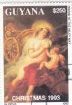 Stamps  -  -  GUYANA-intercambio