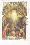Sellos del Mundo : America : Guyana : Christmas- 93