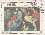 Stamps  -  -  PANAMA -CAMBIO