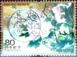 sellos de Asia - Japón -  Scott#3219b Intercambio 0,90 usd 80 y. 2010