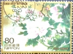 Stamps Japan -  Scott#3219b Intercambio 0,90 usd 80 y. 2010