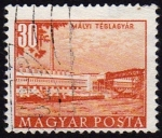 Stamps Hungary -  COL-FABRICAS