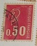 Sellos de Europa - Francia -  Marianne de Béquet