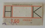 Sellos de America - Venezuela -  Centenario del natalicio de Helen Keller