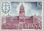 Sellos del Mundo : Europa : España : ESPAMER Palacio de Congresos (Buenos Aires)