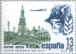 Sellos del Mundo : Europa : España : CORREO AÉREO Exposición Iberoamericana 1929 (Sevilla)