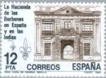 Stamps Europe - Spain -  LA HACIENDA DE LOS BORBONES