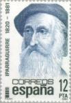 Stamps Europe - Spain -  CENTº FALLECIMIENTO JOSÉ Mª IPARRAGUIRRE