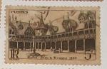 Sellos de Europa - Francia -  Hôtel-Dieu de Beaune 1443