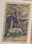 Stamps France -   ÉGLISE DE CILAOS MASSIF DU GRAND BÉNARD. RÉUNION