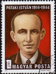Stamps of the world : Hungary :  COL-PATAKI ISTVÁN 1914-1944