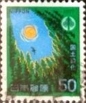 Sellos de Asia - Japón -  Scott#1299 Intercambio 0,20 usd 50 y. 1977