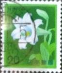 Stamps Asia - Japan -  Scott#1423 Intercambio 0,20 usd 20 y. 1980