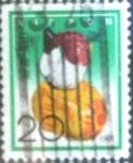 Stamps Asia - Japan -  Scott#1442 Intercambio 0,20 usd 20 y. 1980