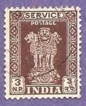 Stamps India -  INTERCAMBIO