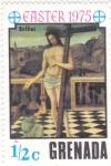 Sellos del Mundo : America : Granada : pintura de Bellini