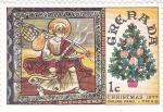 Stamps Grenada -  Navidad'77