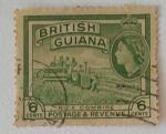 Stamps : America : Guyana :  British Guiana