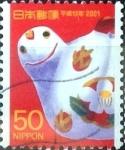 Sellos de Asia - Japón -  Scott#2750 Intercambio 0,35 usd 50 y. 2000