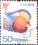 Sellos de Asia - Japón -  Scott#3002 Intercambio 0,60 usd  50 y. 2007