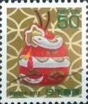 Stamps Japan -  Scott#3488 Intercambio 0,50 usd  50 y. 2012