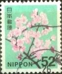 Sellos de Asia - Japón -  Scott#3648 Intercambio 0,75 usd  52 y. 2014