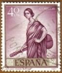 Sellos de Europa - España -  ROMERO DE TORRES - La Copla